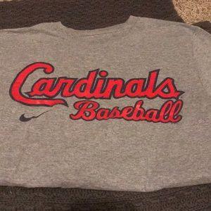 Nike StL Cardinals tee